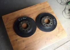 Тормозной диск на Mazda Atenza GY3W L3-VE