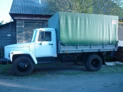 Тент с каркасом для ГАЗ-3307 в  ОТС
