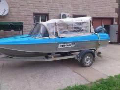 Продам моторную лодку Казанка 5 М 4