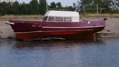 Продам катер ТБС-40