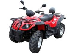 Stels ATV 500GT, 2016