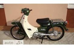 Yamaha Mate 50, 1994