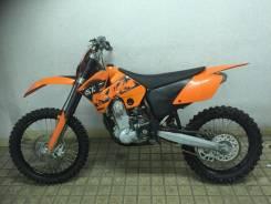 KTM 450, 2007
