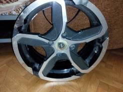 Литые диски Zumbo 401 15x6.5J 4x100 ET45