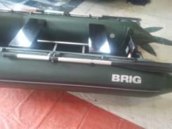 Продам лодку б/у BRIG
