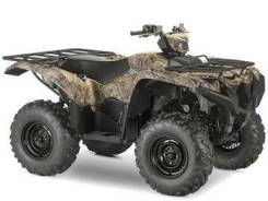 Yamaha Grizzly 700, 2016