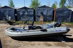 Лодка Winboat 430 RF Sprint