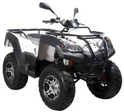 Квадроцикл ADLY ATV-320U Luxury 4x4