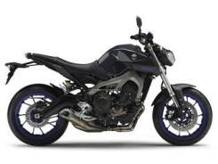Yamaha MT, 2016