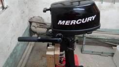 Лодочный мотор Mercury 6 л. с. 4 такта. 2007г.