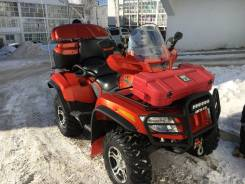 Arctic Cat 1000I cruiser, 2009
