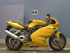 Ducati Supersport 900, 1998