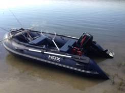 Надувная лодка HDX Oxygen 330+ мотор HDX T 9.8 BMS
