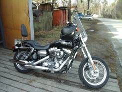 Harley-Davidson Dyna Wide Glide, 2009