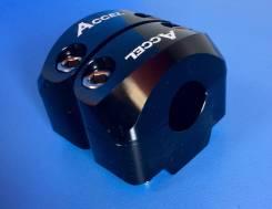 Проставки (переходник) руля с 28.6 на 22.2, высота 20 мм, Accel