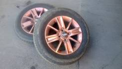 Продаю летние колеса рено симбол