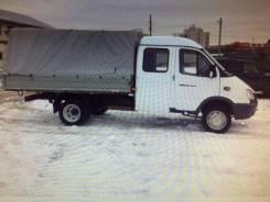 Продаётся на запчасти ГАЗ 330273 Фермер