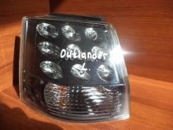 Фонарь Outlander Левый (Оригинал). Mitsubishi Outlander, CW5W, CW4W, CW6W 4B12, 4B11, 6B31