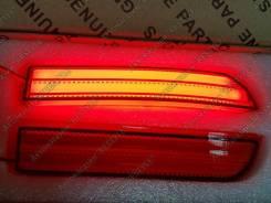 Неоновые фонари в задний бампер Toyota Vanguard Красные НЕ Китай!