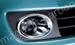 Накладки на туманки Nissan NV200 2009-2021