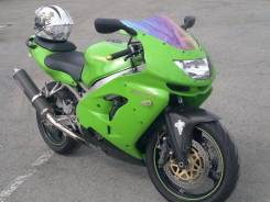 Kawasaki Ninja 900, 1998