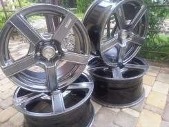 Диски Racing Wheels Earn H-279, 7.516, на 5 болтов.