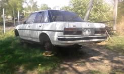 Toyota Mark II, 1985