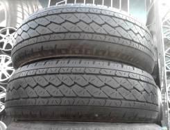 Bridgestone R600. летние, 2001 год, б/у, износ 5%