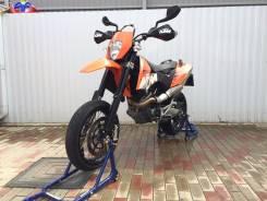 KTM 690 SMC R, 2010