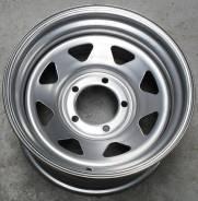 """Steel Wheels. 7.0x16"""", 5x139.70, ET15, ЦО 108,7мм."""