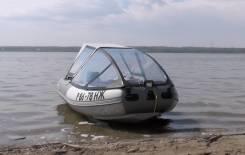 Продам мотолодку Сибриб - 410