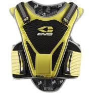 Жилет защитный EVS Sport Hi-Vis желтый    S/M