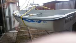 Продам лодку Terhi 385