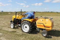 Пресс-подборщик RXYK0850 на трактор от 16 лс (Т 25. Т40, DF, kubota)
