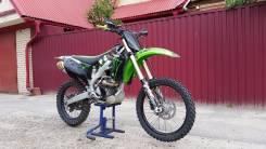 Kawasaki KX 250F, 2009