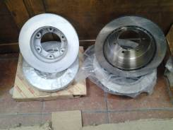 Тормозные диски TLC80 R15 задние оригинал