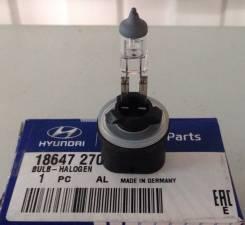Лампа фары противотуманной 18647-27009S Hyundai KIA оригинал