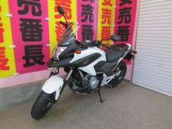 Honda NC 700X, 2011