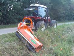 Косилка со смещением для обочин Agrimaster FOX 210 Super (Италия)
