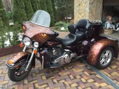 Harley-Davidson Touring Electra Glide Ultra Classic, 2007