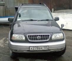Шноркель Escudo Suzuki Escudo-Vitara/ Chevrolet Tracker (1997- 2005)