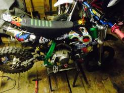 YCF 125 Limeted Edition, 2014