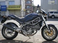 Ducati Monster S4, 2003