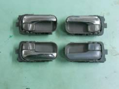 Ручка двери внутренняя. Nissan Sunny, B15, FB15, FNB15, JB15, SB15 Nissan Presage, HU30, NU30, U30, VNU30, VU30 Nissan Bassara, JHU30, JNU30, JTNU30...