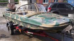 Продам лодку Обь-3