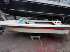 Продам моторную лодку Nissan
