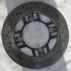 Диск тормозной задний на Kawasaki ZZR 1100