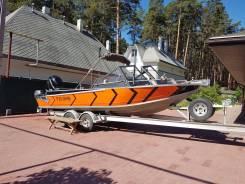 Продам профессиональный рыболовный катер