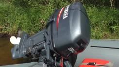 Лодочный мотор Yamaha 30лс. Состояние нового. 2014 год! Япония