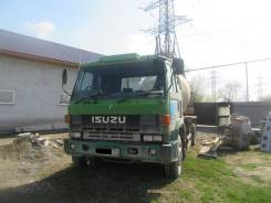 Продается бетоносмеситель Isuzu Forward